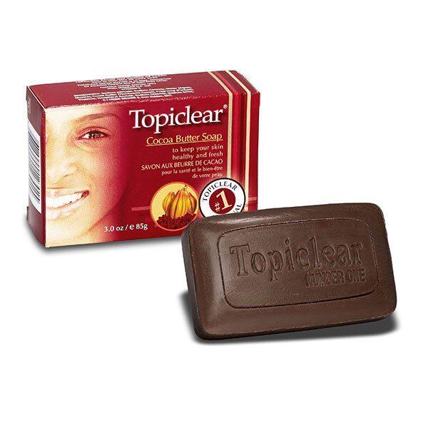 Topiclear Cocoa Butter Soap. 3.0 Oz