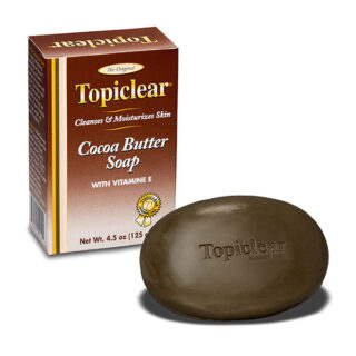 Topiclear Cocoa Butter Soap 4.5 oz.