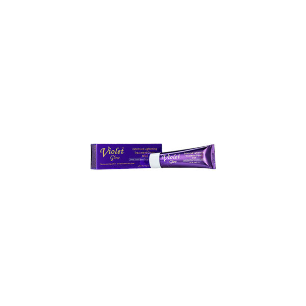 Violet Glow Extensive Brightening Treatment Cream 1.7 oz. / 50 g