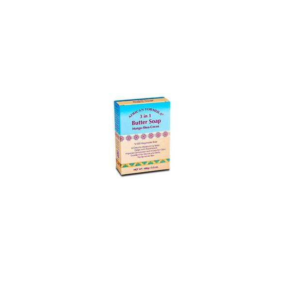 African Formula 3-N-1 Butter Soap