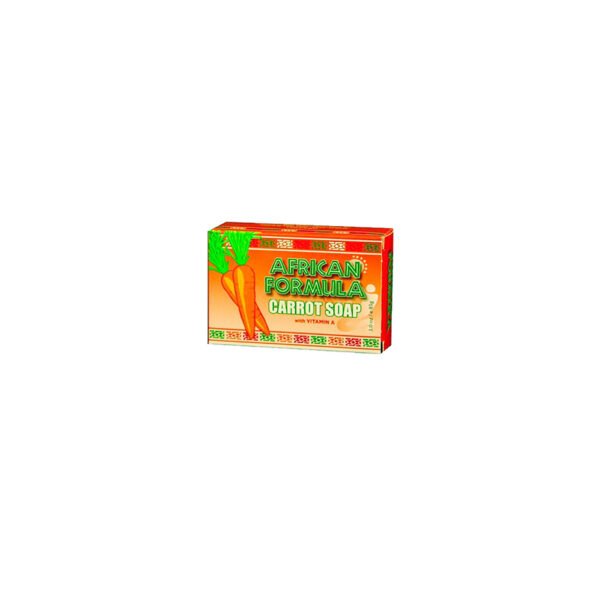 African Formula Soap Carrot