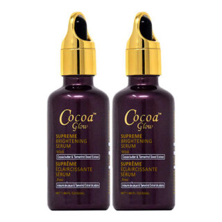 Buy Cocoa Glow Supreme Brightening Serum (Pack of 2) | Benefits | OBS