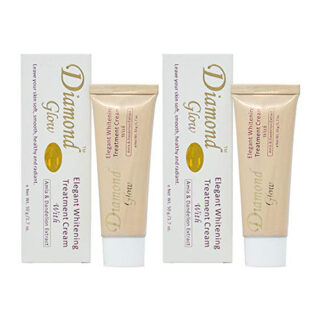 Buy Diamond Glow Elegant Whitening Treatment Cream (Pack of 2) | OBS