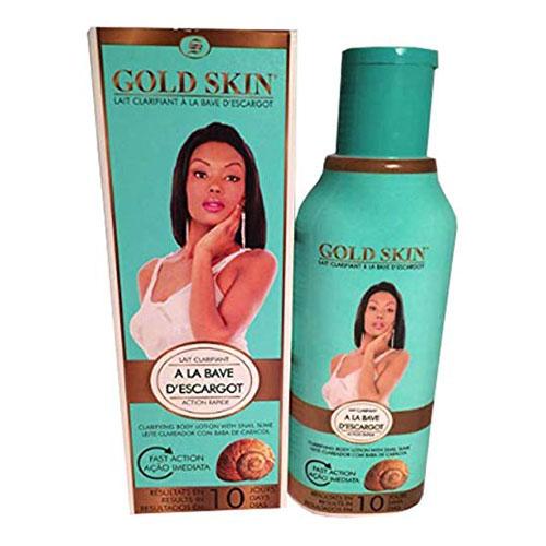 Buy Gold Skin Clarifying Body Oil With Snail Slime 70ml