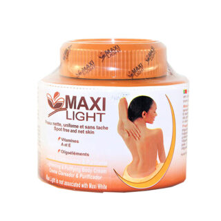 Buy Maxi Light Purifying and Lightening Cream | Benefits | OBS