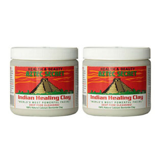 Buy Face Healing Clay Mask(2 Pack) | Mask Benefits & Reviews | OBS