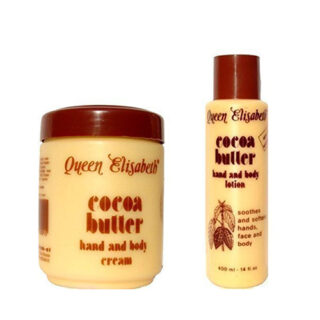 Buy Queen Elizabeth Cocoa Butter Hand & Body Cream Online