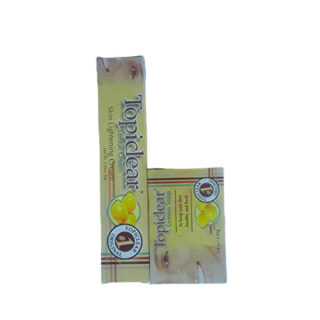 Buy Topiclear Lemon Skin Lightening Cream 1.76 oz & Topiclear Lemon Soap 3.0 oz