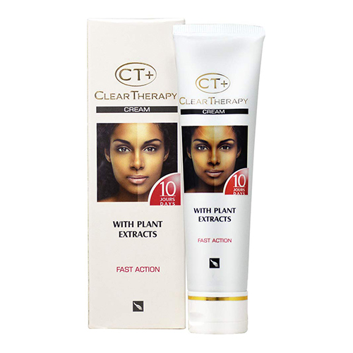 Buy Clear Therapy + 10 Days Tube Cream with Plant Extracts 50g