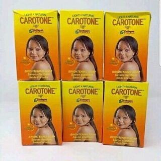 Carotone-Brightening-Soap-67-Oz-pack-of-6