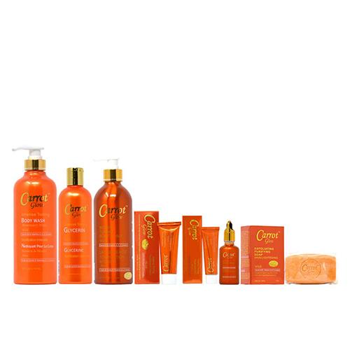 Buy Carrot Glow Package | Skin Toning & Lightening Package | OBS
