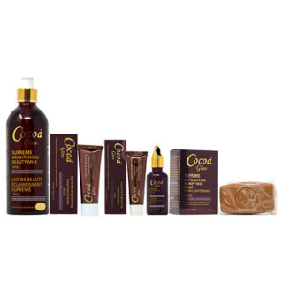 Buy Cocoa Glow Package 1 | Benefits | Best Price | Best Quality | OBS