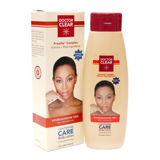 Buy Doctor Clear Lightening Care Body Lotion | Lotion Benefits | OBS