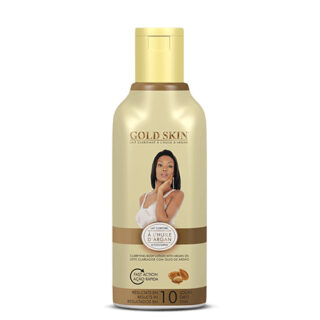 Buy Gold Skin Argan Oil Body Lotion | Benefits | Best Price | OBS