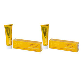 Buy Lemon Glow Ultimate Lightening Gel Tube 1oz (Pack of 2)