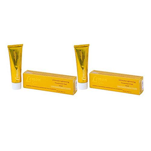 Buy Lemon Glow Ultimate Lightening Treatment Gel (Pack of 2) | OBS