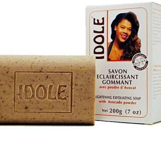 Buy Idole Lightening Exfoliating Soap (Pack of 6) | Benefits | | OBS