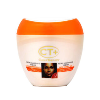 "Buy Clear Therapy + Extra Lightening Cream with""Carrot Oil"" 400ml"