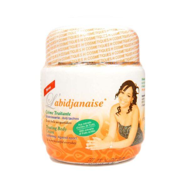 labidjanaise Treating Lightening Body Jar Cream 300g