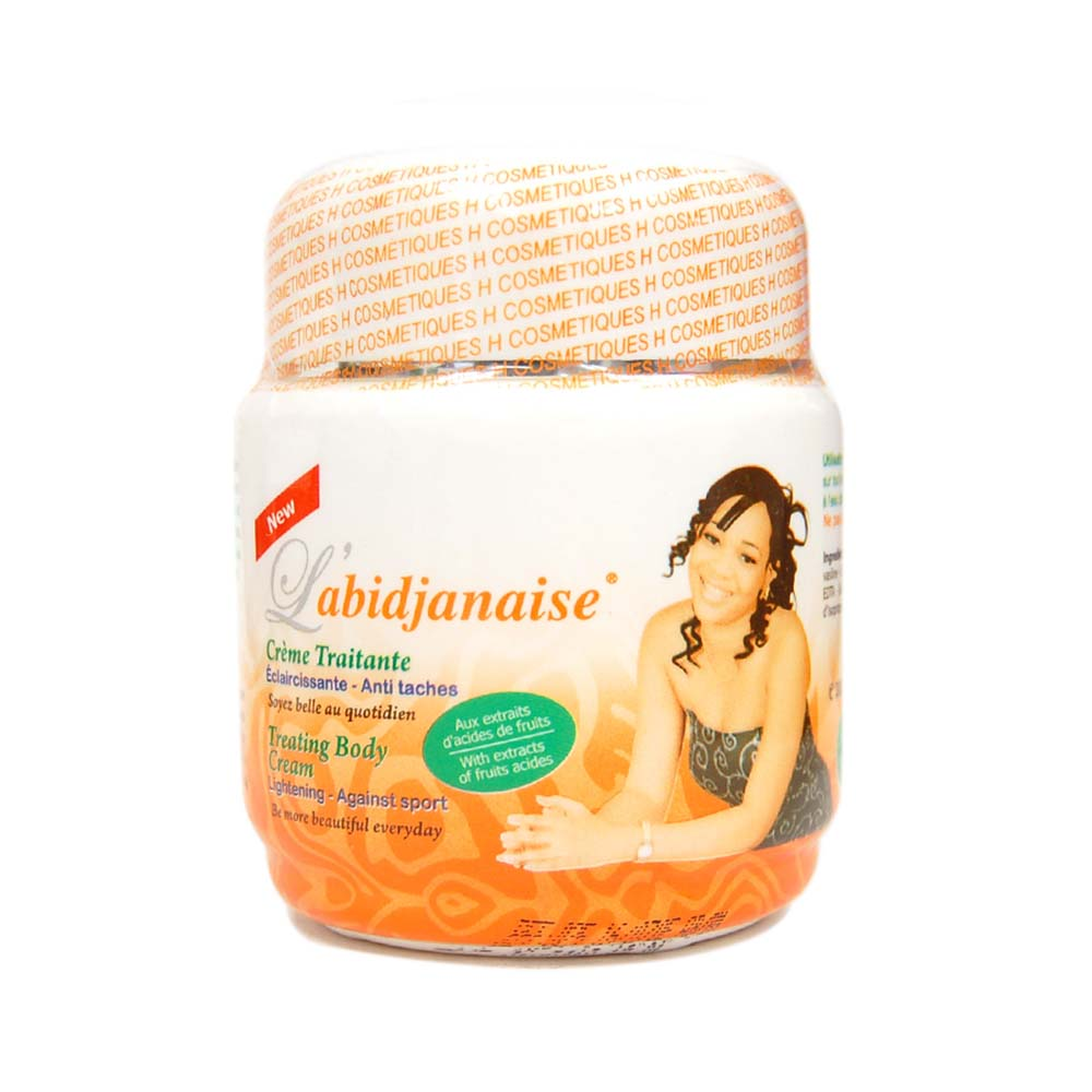 labidjanaise Treating Lightening Body Jar Cream 300g