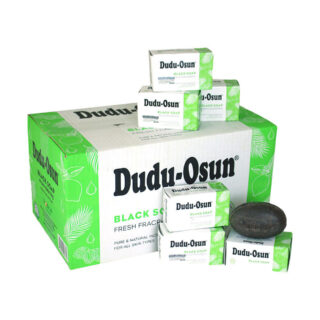 Buy Dudu Osun Shea Moisture Black Soap 48 Bars | Benefits | OBS