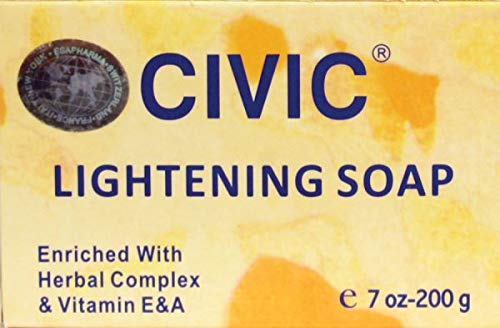 Buy Civic extreme lightening body soap 7 oz