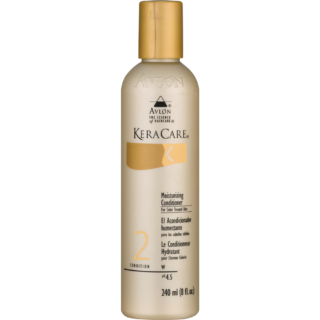 Avlon KeraCare Moisturizing Conditioner for Color Treated Hair 8Oz