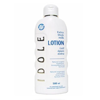 Buy Idole Natural Organic Extra Thick Milk Lotion | Benefits || OBS