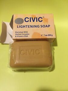 civic lightening soap