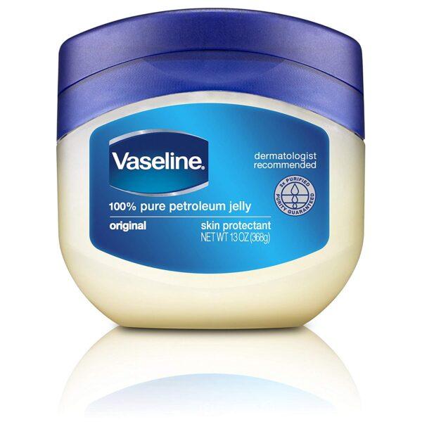 Vaseline 100% Pure Petroleum Jelly 13 Oz.