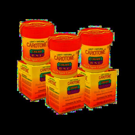 Buy Carotone Dark Spot Corrector Cream Pack Of 3 | Benefits | OBS