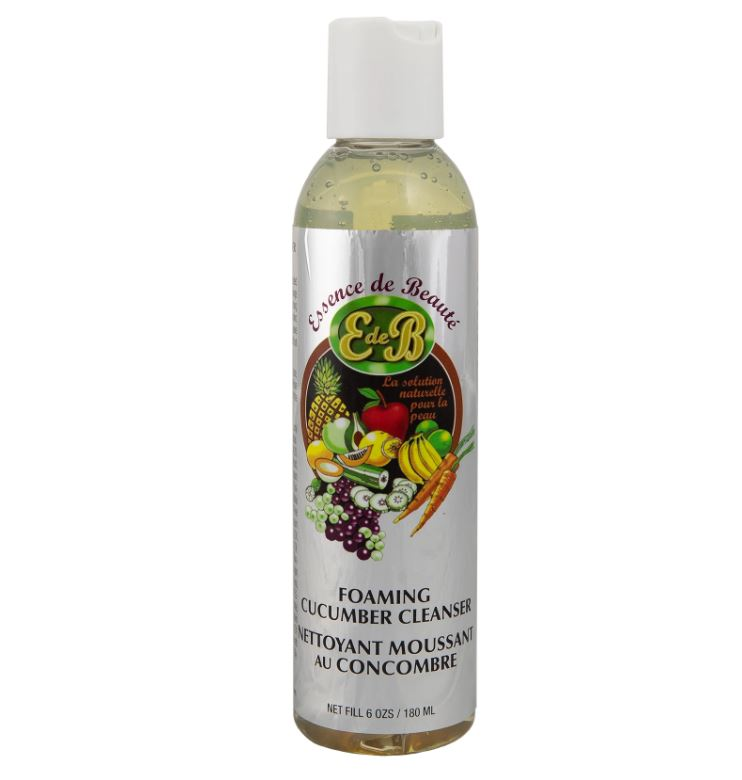 Buy Essence De Beaute Foaming Cucumber Cleanser | Benefits | | OBS