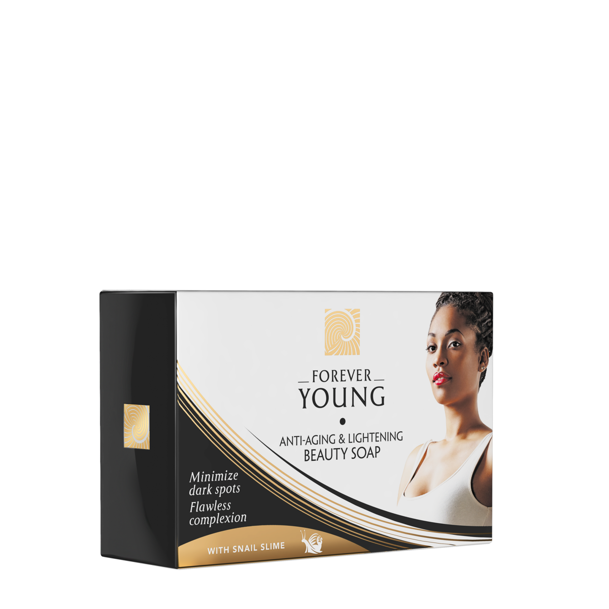 Forever Young Brightening Soap 130g