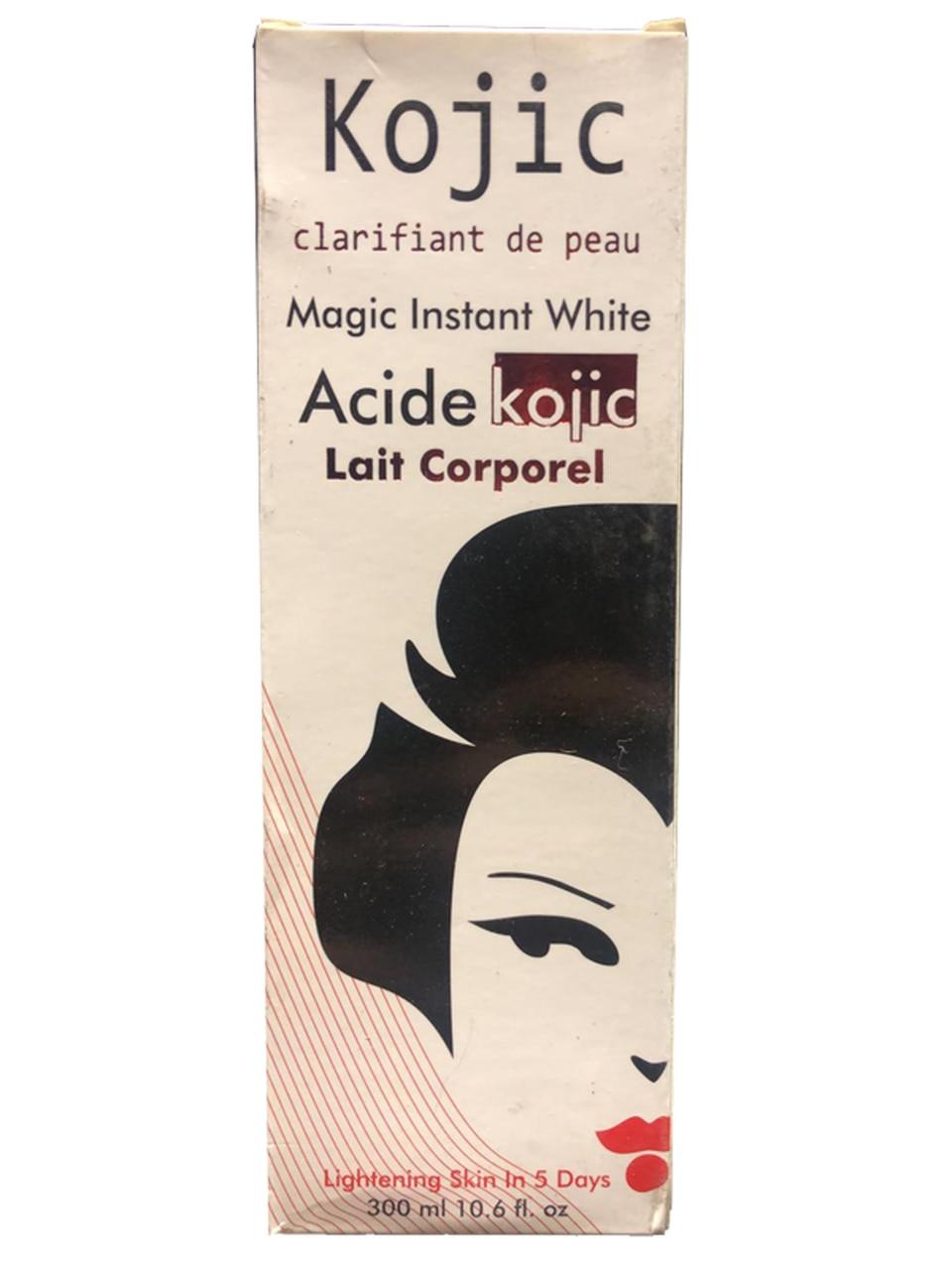 Kojic Acid Magic Instant Brightening Lotion