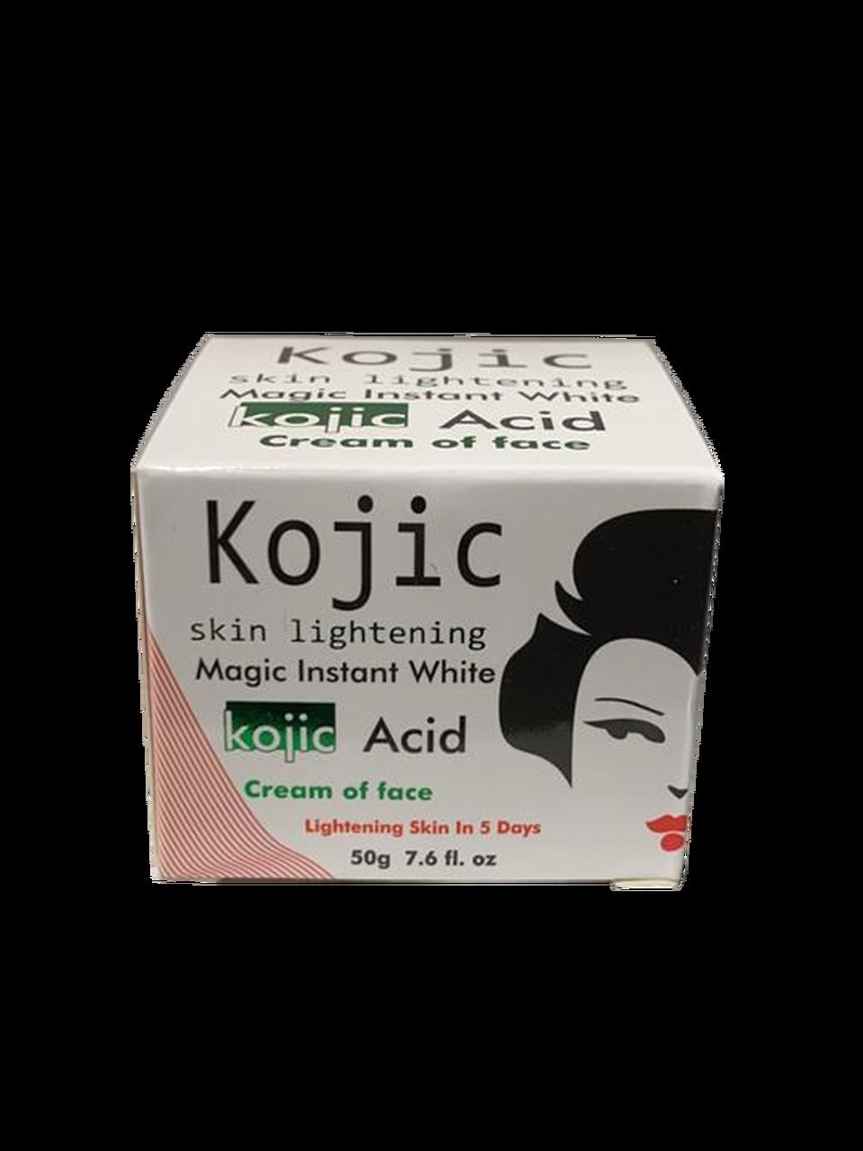 Kojic Acid Magic Instant Brightening Cream 50g