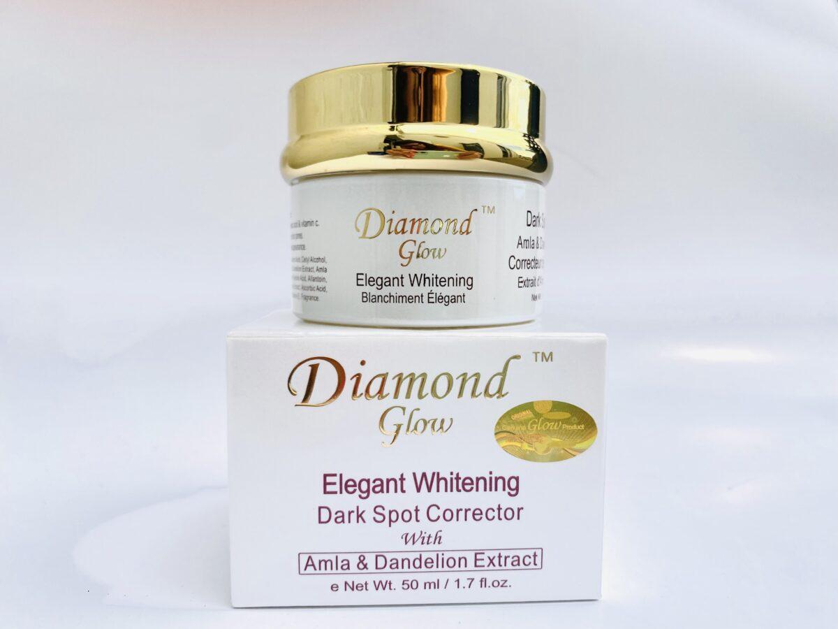 Buy Diamond Glow Elegant Dark Spot Corrector   Order Beauty Supply
