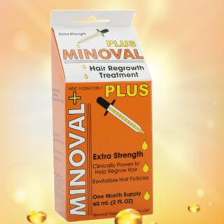 Buy Minoval Plus Extra Hair Regrowth Serum || Order Beauty Supply
