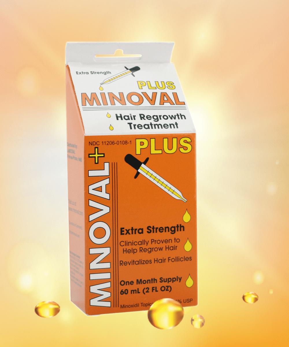 Buy Minoval Plus Extra Hair Regrowth Serum    Order Beauty Supply