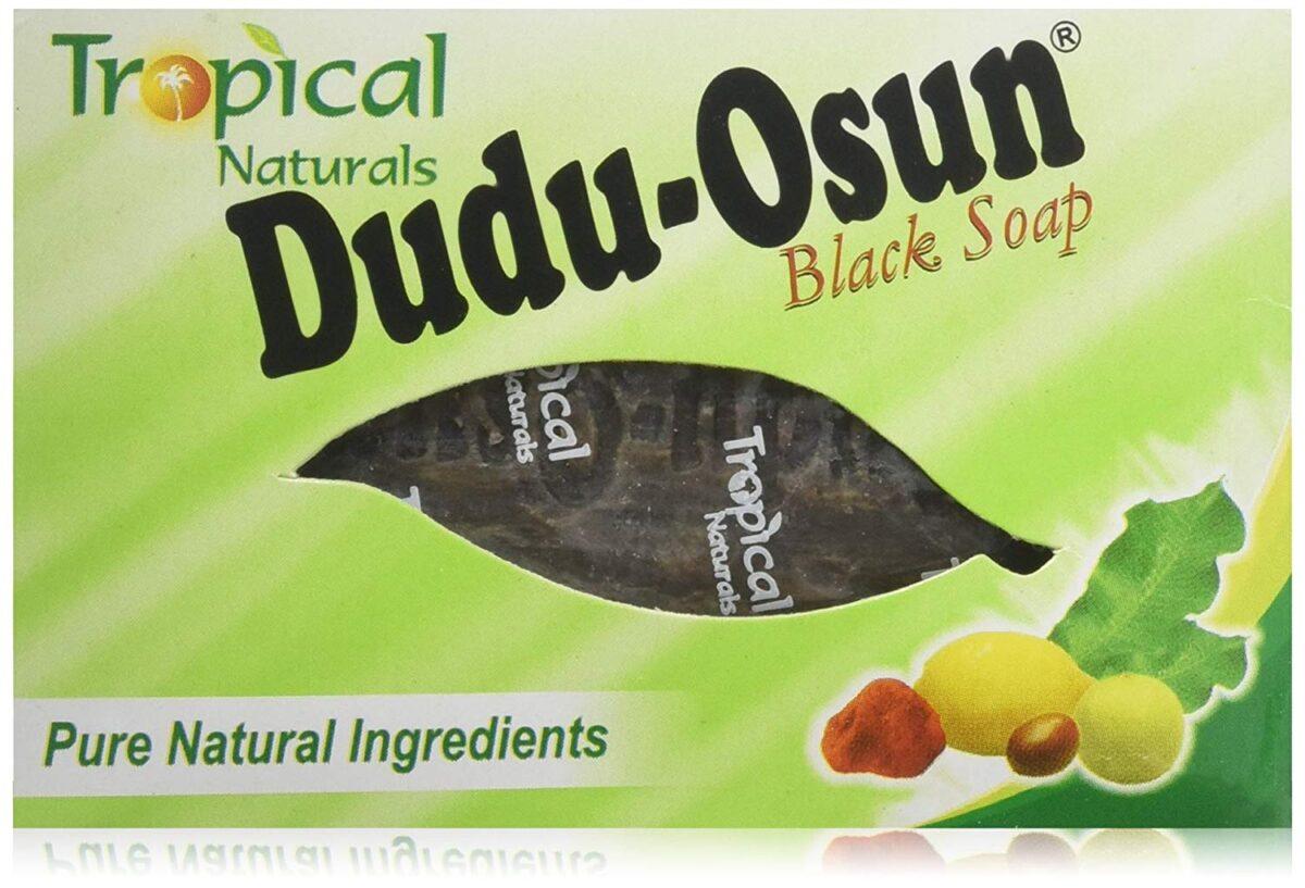 Buy Dudu Osun Tropical Natural Black Soap 5 Pack | Benefits | | OBS