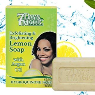 7 DAYS MAGIC LEMON SOAP 7OZ/200GR