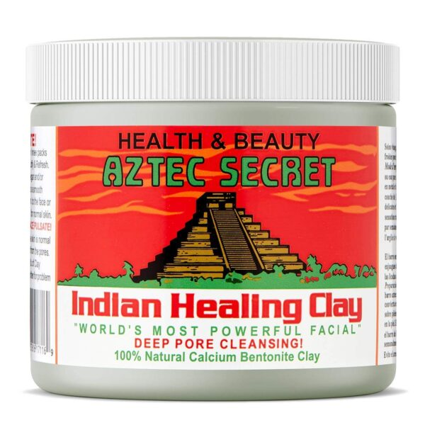 AZTEC SECRET FACE HEALING CLAY