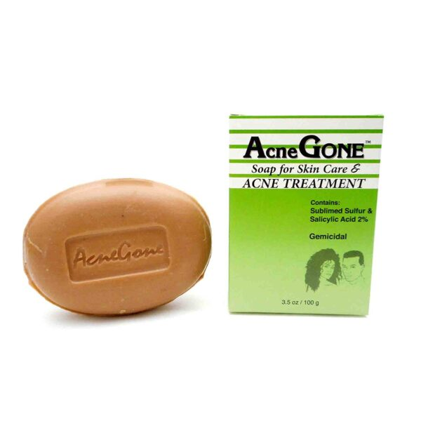 Buy Acne Gone Acne Treatment Soap