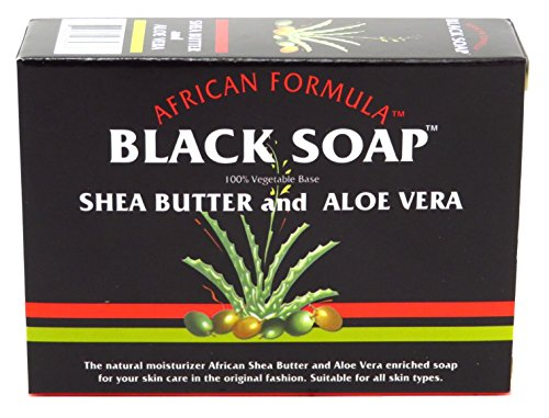 Buy Shea Moisture African Black Soap (2 Pack) | Benefits | OBS |BestPrice