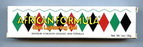 African Formula Skin Lightening Gel 1oz