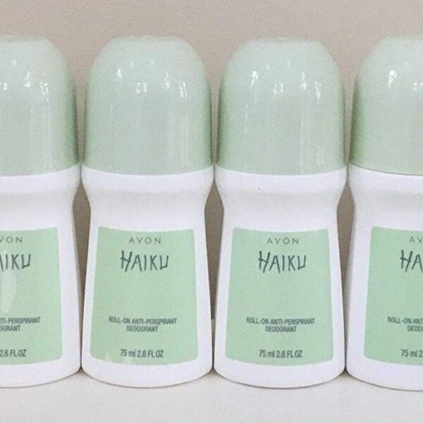 Avon-Haiku-Roll-On-Anti-Perspirant-Deodorant-26-floz_-Lot-6-pcs