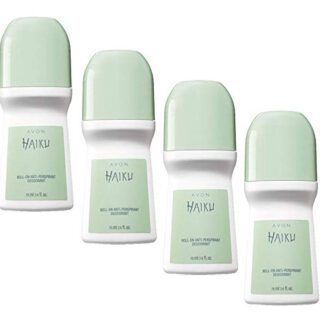 Buy Avon Haiku Roll-on Antiperspirant Deodorant (4-Pack) |BestPrice| OBS