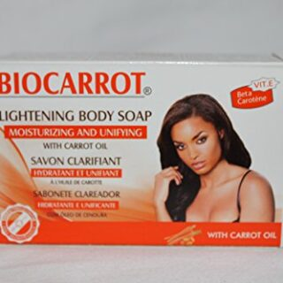 Buy BIOCARROT Lightening Body Soap With Carrot Oil 180 g. 6.35 oz