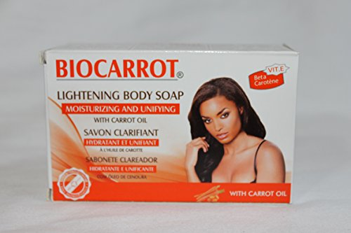 Buy BIOCARROT Lightening Body Soap With Carrot Oil 180 g. 6.35 oz
