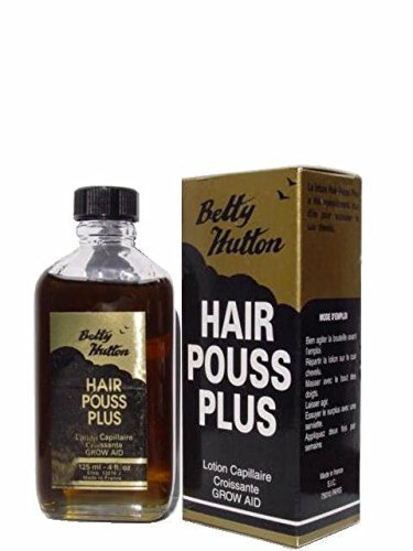 Buy Betty Hutton Hair Pouss Plus Lotion Capillaire Grow Aid