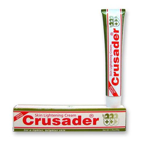 CRUSADER Skin Lightening Cream Regular Formula 1.76 oz